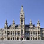 Wiener Rathaus - Panorama mit Rathausplatz © Schaub-Lorenz